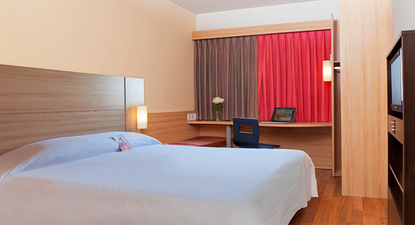 Hotel ibis en concepci n hoteles en concepci n chile for Appart hotel ibis