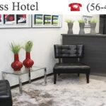 Business Hotel Recepción