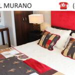 Hotel Murano Habitación Matrimonial