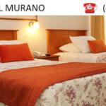 Hotel Murano Habitación Doble Twin
