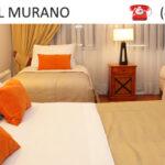 Hotel Murano Habitación Triple