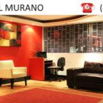 Hotel Murano Recepción