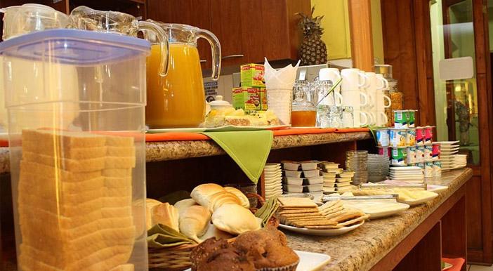 Cafetería Hostal San Martin