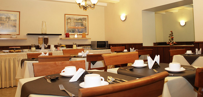 Comedor Hotel Murano
