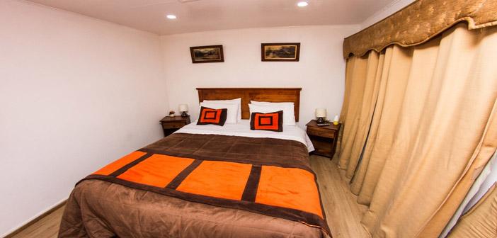 Habitación Hostal Concepción