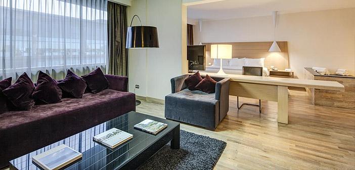 Suite Presidencia Hotel Radisson Petra